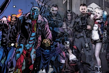 Will Smith stars in DC Comic's ?#SuicideSquad Movie