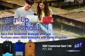 Back-To-School is Cool with ASUS Notebooks!