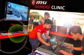 Dare to Challenge a Pro Gamer at MSI Gamers Clinic