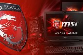 MSI Shows Off Its Eye-catching Gaming Hardware and Announces 2015 Masters Gaming Arena