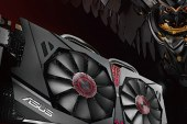 ASUS Strix GTX 950 with exclusive DirectCU II cooling technology for 20% cooler and 0dB gaming