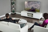 LG Introduces World's First Curved 4K OLED TV