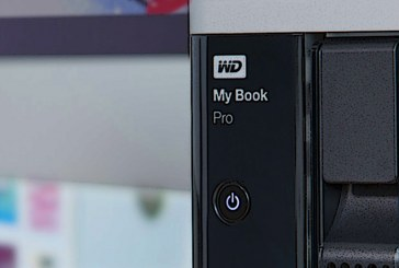Presenting WD's Fastest External Solution: WD My Book Pro