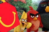 McDonald's Angry Birds Happy Meal Now Available