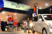 Petron Fuels 70 Vehicles for DOE's 1st Eur0 4 Fuel Economy Run