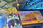 Goldilocks Celebrates 50 Golden Years With A Birthday Caravan at Enchanted Kingdom
