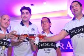 Ian Veneracion Brand Ambassador for Primera Light Brandy