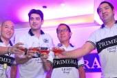 Ian Veneracion Brand Ambassador for Primera Light Brandy