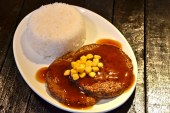 NEW Jollibee Sweet-Spicy BBQ Burger Steak A New Flavor to your Forever Love