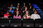 U.P. Town Center's 4DX Cinema Features Recliner Seats and Powerful Dolby Atmos Technology