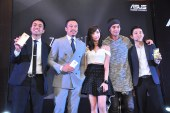 ASUS PH Launches its Newest Premium Products and the Zenfone 3 Brand Ambassadors