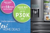 Samsung Flexi Home Deals an Easy and Affordable Way to Enjoy Digital Appliances