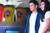 JaDine Loves 7-Eleven City Blends the Honest-to-Goodness Coffee