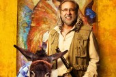 "Nicholas Cage Is a Wacky ""Army Of One"""