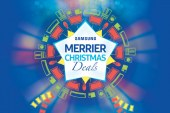 Samsung kicks off the holiday season with Merrier Christmas Deals for the whole family