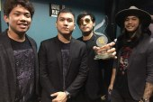An overwhelming victory for Universal Records' artist in the 29th Awit Awards