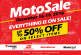 Motoworld Philippines gives you MotoSale 2016