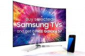 Reward Yourself with Samsung's Big Score in 11 Stores promo