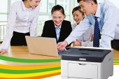 Fuji Xerox DocuPrint P365 d helps SMEs delivers speed and efficiency at work