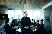 HP stars Christian Slater on a web series for HP Secure global campaign