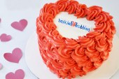 Give your love ones a Baskin-Robbins themed Valentine's Day cakes