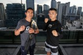 Eduard Folayang and EV Ting Face-Off for ONE Championship in Manila