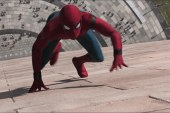 """Spidey Shows Off New Tech as Vulture Attacks in new """"Spider-Man: Homecoming"""" Trailer"""