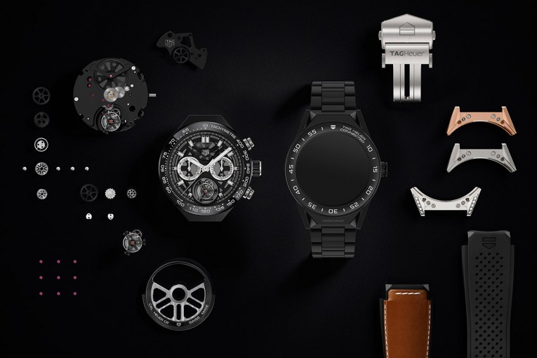 TAG Heuer Connected Modular 45 the first luxury connected watch with Swiss Made label now in PH