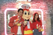 Julia Barretto, Joshua Garcia join the Jollibee family