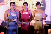 Gerald, Matteo, and Paulo share their summer recipe to sexy with Century Tuna