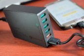 Review: AUKEY 6-Port Wall Charger with Qualcomm Quick Charge 3.0