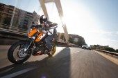 Own the ultimate road bike KTM 200 Duke for P147K
