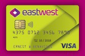 EastWest issues EMV-compliant cards