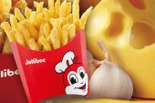 Jolly Crispy Flavored Fries now available in Garlic and Cheese