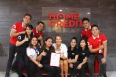 "Home Credit named ""Employer of the Year"" in PH, APAC"