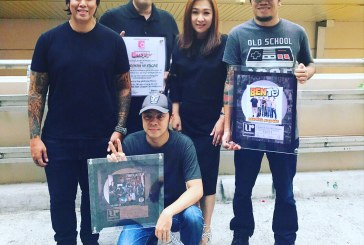 Parokya ni Edgar granted Gold and Platinum Record Awards on ASAP Pinoy
