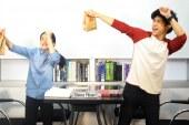 YouTube sensation Ranz & Niana shake up your world