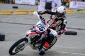 Total Hi-Perf Brand Ambassador Jacq Buncio places at the 2017 National Supermoto ROC