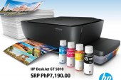 HP offers P600 discount on DeskJet GT 5810 All-in-One Printer