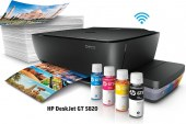 HP GT printer free 2-year, on-site warranty promo extended