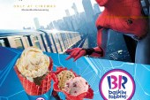 Baskin-Robbins' amazing welcome for Spider-Man: Homecoming