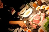 GEN Korean BBQ House Serves All-You-Can-Eat Premium Meats and Seafoods