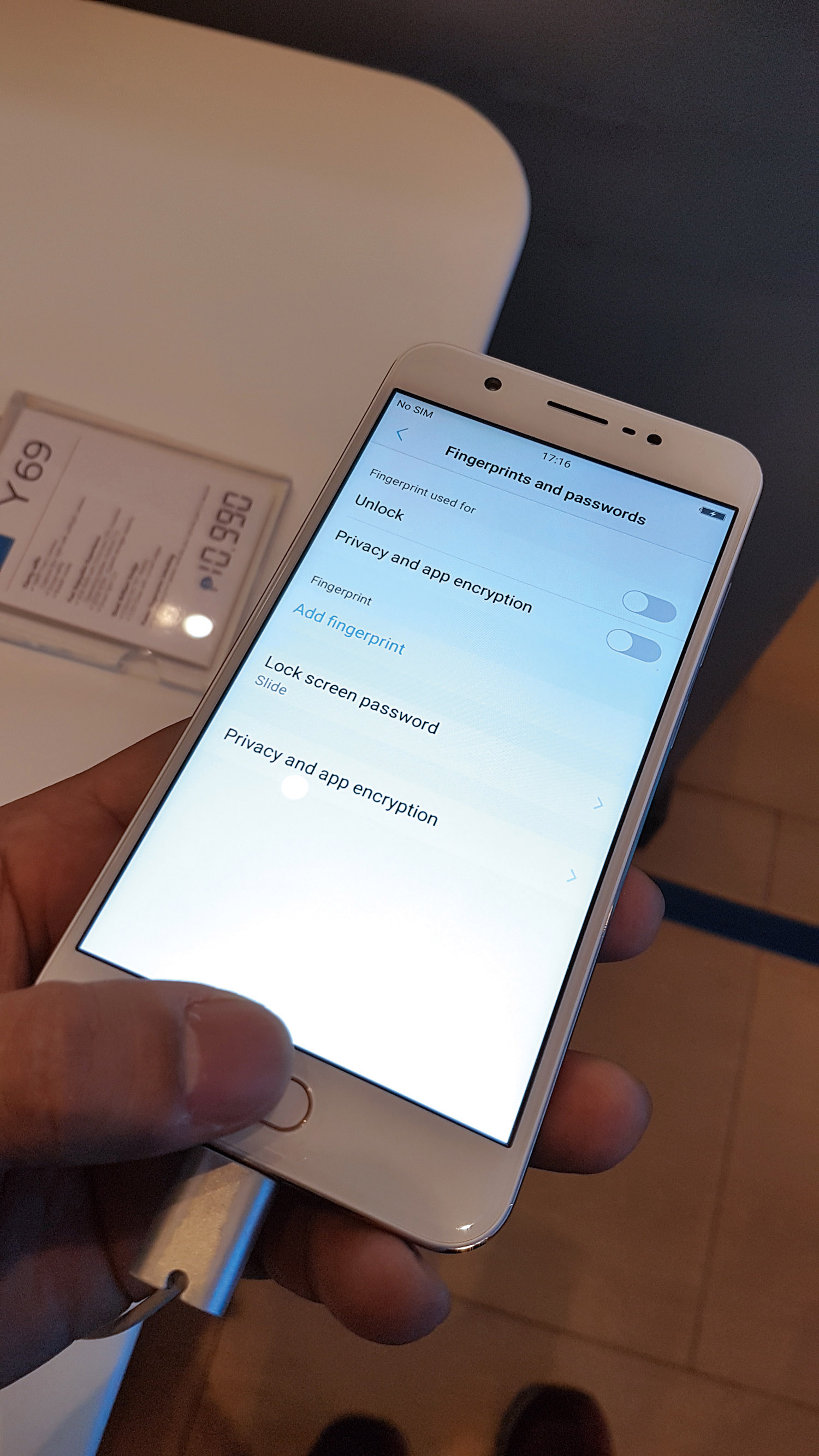 Five features you'll love in the Vivo Y69 - MegaBites