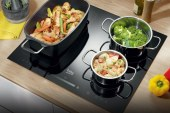 Cooking multiple dishes like a pro with Beko Induction Hob's IndyFlex+ Technology