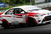 Total Excellium brings Waku-Doki at the Third Leg of the Toyota Vios Cup