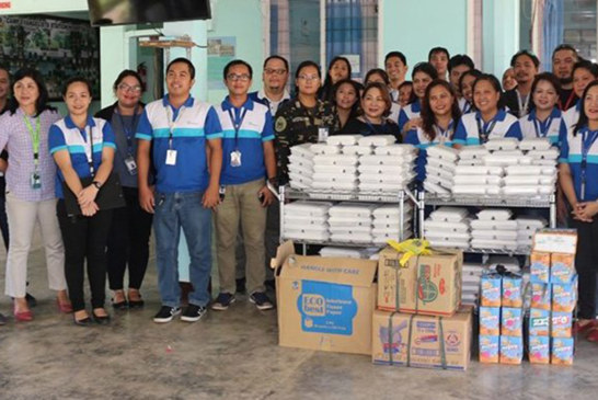 Concentrix PH Staff Donates Generously for Marawi War Victims