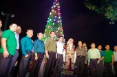 Greenfield District Unveils its Christmas Festivities
