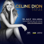 Celine Dion to perform in Manila on July 19, 2018