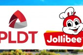 PLDT launches one phone number hotline for all Jollibee's fastfood brands