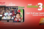 Best Family Deals from PLDT Christmas 3 Bundle Promo